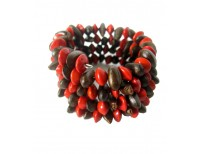 Diup and Love Seed Wrap Bracelet