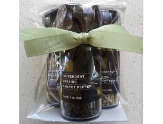 Pepper Grinder Gift Set