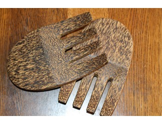 Palmwood Salad Claws