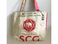 Elephant Tote: Natural