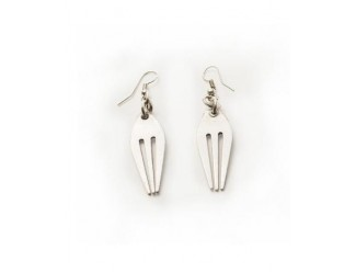 Friends Earring: Fork