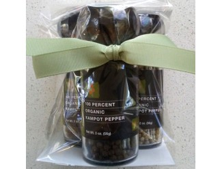 Pepper Grinder Gift Set