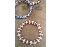 Friends Paper Bead Bracelet
